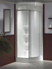 lasco showers corner unit
